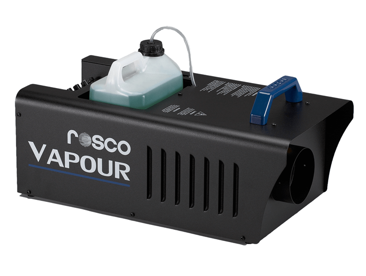 Smoke Machine Rental >> Vapour Fog Machine Rosco